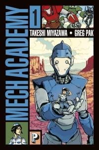 Mech academy. Volume 1,