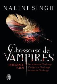 Chasseuse de vampires, volumes 7-8-9