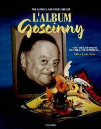 L'album Goscinny