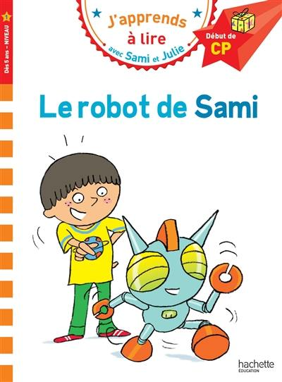 Le robot de Sami