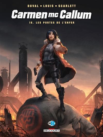 Carmen McCallum. Volume 18, Les portes de l'enfer