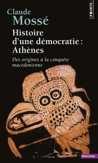 Histoire d'une démocratie