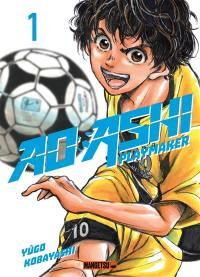 Ao Ashi playmaker. Volume 1,