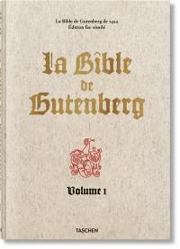 La Bible de Gutenberg