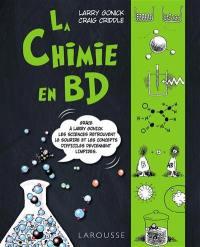 La chimie en BD
