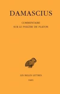 Commentaire sur le Philèbe de Platon