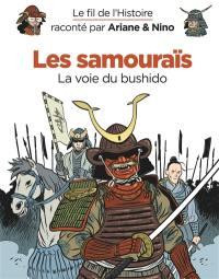 Le fil de l'histoire raconté par Ariane & Nino, Les samouraïs