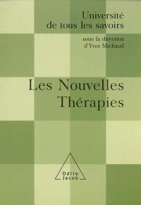Les nouvelles thérapies