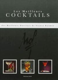 Les meilleurs cocktails des Meilleurs Ouvriers de France Barmen