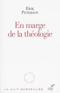En marge de la théologie