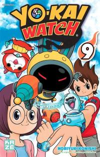 Yo-kai watch. Volume 9,
