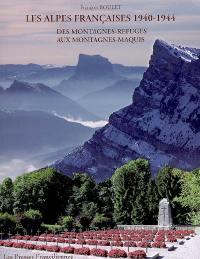 Les Alpes françaises, 1940-1944