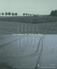 Cahiers de l'Ecole de Blois (Les), n° 1