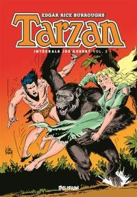 Tarzan : intégrale Joe Kubert. Vol. 2