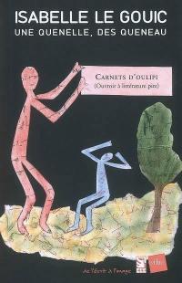 Une quenelle, des Queneau