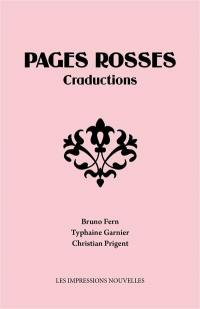 Pages rosses