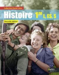 Histoire, 1re L, ES, S