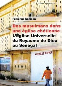 Des musulmans dans une église chrétienne