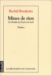 Mines de rien (le retable du nord et du sud)