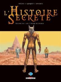 L'histoire secrète. Volume 36, Les 7 tours du diable