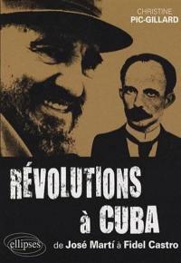 Révolutions à Cuba