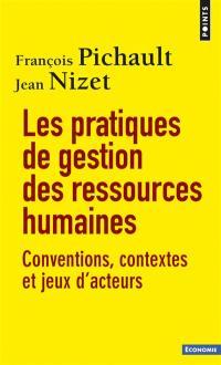 Les pratiques de gestion des ressources humaines
