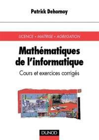 Mathématiques de l'informatique