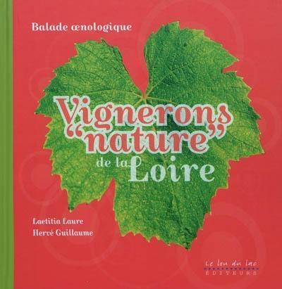 Vignerons nature de la Loire
