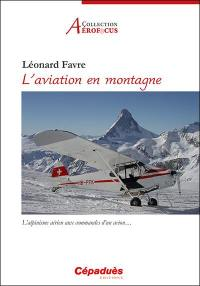 L'aviation en montagne