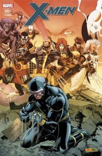 X-Men. n° 1, Définitif (1)