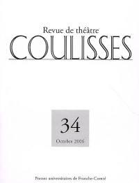 Coulisses. n° 34, Marivaux et le marivaudage