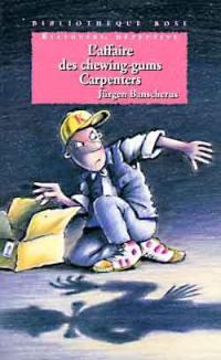 L'affaire des chewing-gums Carpenters : Kiatovski détective