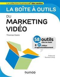 La boîte à outils du marketing vidéo