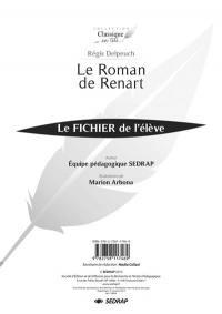 Le roman de Renart, raconté par Régis Delpeuch
