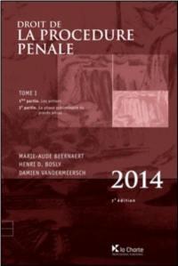 Droit de la procédure pénale