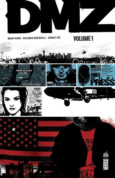DMZ. Volume 1,