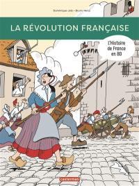 L'histoire de France en BD, La Révolution française