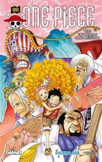 One Piece. Volume 80, Vers une bataille sans précédent