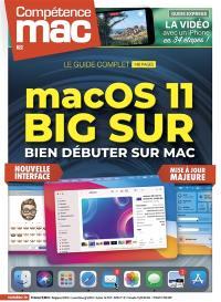 Compétence Mac. n° 70, macOS 11 Big Sur