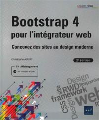 Bootstrap 4 pour l'intégrateur web