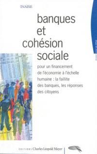 Banques et cohésion sociale