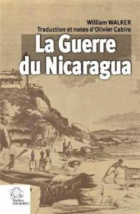 La guerre du Nicaragua