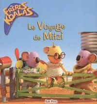 Le voyage de Mitzi : les frères koalas