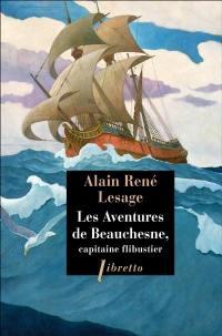 Les aventures de Beauchesne, capitaine flibustier