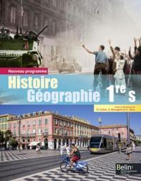 Histoire géographie : 1re S : nouveau programme