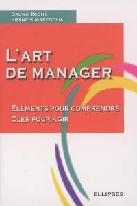 L'art de manager