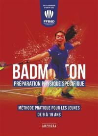 La préparation physique en badminton