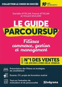 Guide Parcoursup