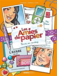 Les amies de papier. Volume 4,