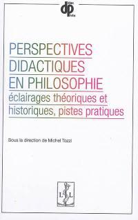 Perspectives didactiques en philosophie